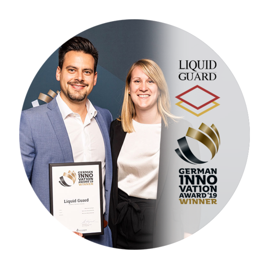 LIQUID GUARD - Winner German Innovation Award 2019